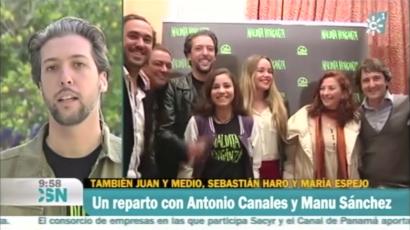 Canal Sur Buenos Dias Andalucia – Martes 7/1/2014
