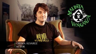 Entrevista – Chema Álvarez