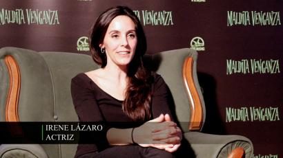 Entrevista – Irene Lázaro